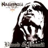 Nattefrost - Blood & Vomit - CD-Cover