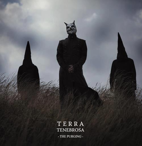 Terra Tenebrosa - The Purging - Cover