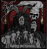 Devil - Gather The Sinners - CD-Cover