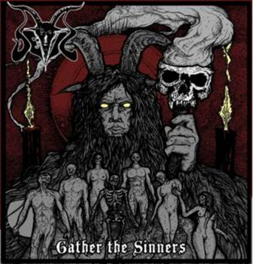 Devil - Gather The Sinners - Cover