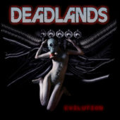 Deadlands  - Evilution - CD-Cover