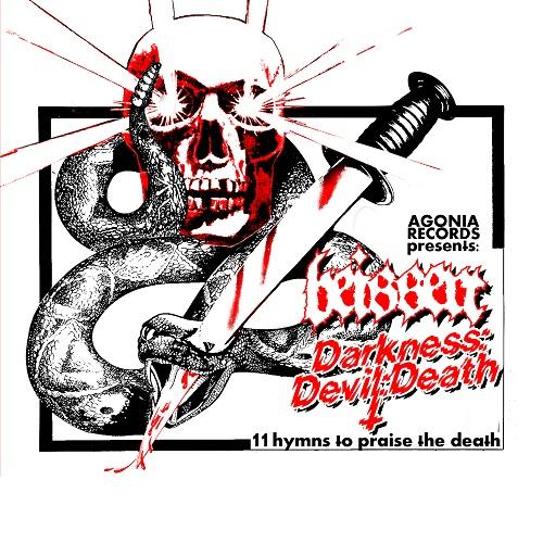 Beissert  - Darkness: Devil: Death  - Cover