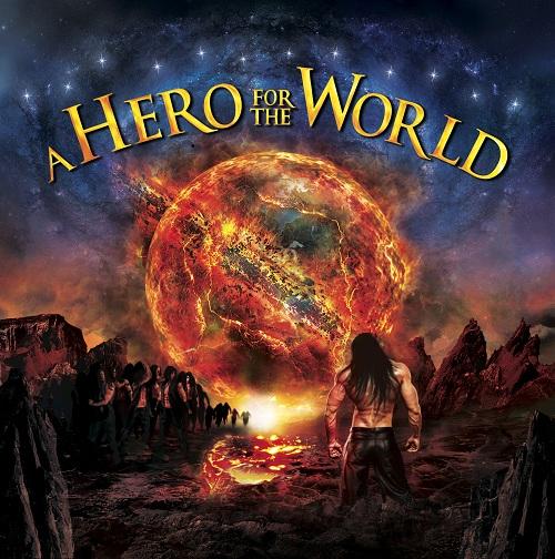 A Hero For The World - A Hero For The World - Cover