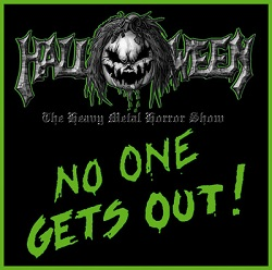 Halloween - No One Gets Out (Re-Relase) - Cover