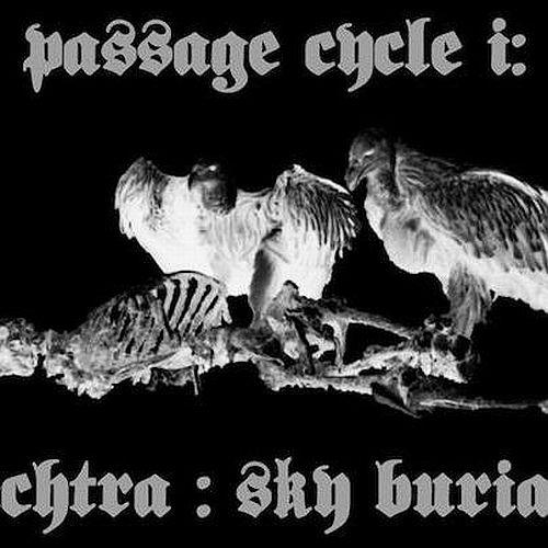 Echtra - Sky Burial - Cover