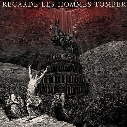Regarde Les Hommes Tomber - Regarde Les Hommes Tomber - Cover