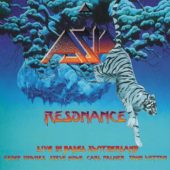 Asia - Resonance (Live In Basel, Switzerland) - CD-Cover