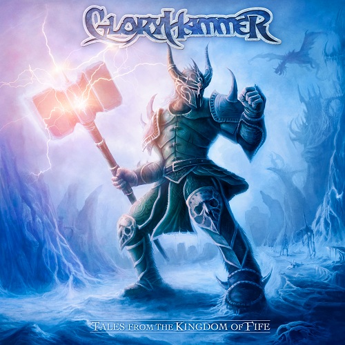 Gloryhammer - Tales From The Kingdom Of Fife - Cover