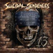 Suicidal Tendencies - 13 - CD-Cover