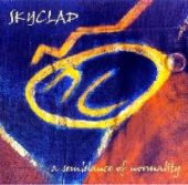 Skyclad - A Semblance Of Normality - CD-Cover