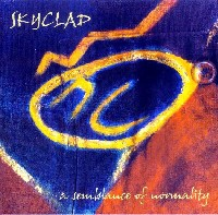 Skyclad - A Semblance Of Normality - Cover