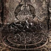 Lord Belial - The Seal Of Belial - CD-Cover
