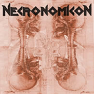 Necronomicon - Construction Of Evil - Cover