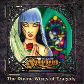 Symphony X - The Divine Wings Of Tragedy - CD-Cover