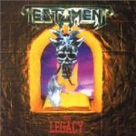 Cover - Testament – The Legacy