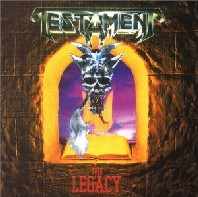 Testament - The Legacy - Cover