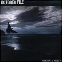 October File - A Long Walk On A Short Pier - Cover