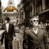 Asia - Silent Nation - CD-Cover