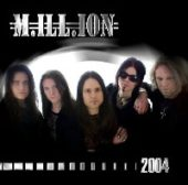 Million - 2004 (EP) - CD-Cover