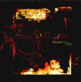Shape Of Despair - Illusion's Play - CD-Cover