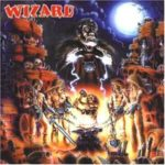 Cover - Wizard – Bound By Metal