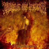 Cradle Of Filth - Nymphetamine - CD-Cover