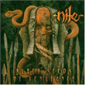 Nile - Black Seeds Of Vengeance - CD-Cover