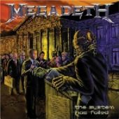 Megadeth - The System Has Failed - CD-Cover