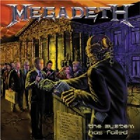 Megadeth - The System Has Failed - Cover