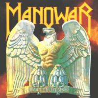 Manowar - Battle Hyms - Cover
