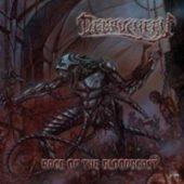 Debauchery - Rage Of The Bloodbeast - CD-Cover