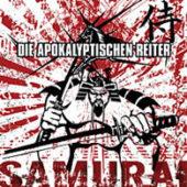 Die Apokalyptischen Reiter - Samurai - CD-Cover