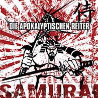 Die Apokalyptischen Reiter - Samurai - Cover