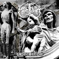 Marduk - Plagueangel - Cover