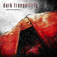 Dark Tranquillity - Lost To Apathy (EP) - Cover