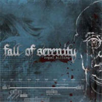 Fall Of Serenity - Royal Killing - Cover
