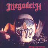Megadeth - Killing Is My Business... - CD-Cover