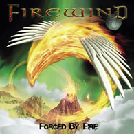 Firewind - Forged By Fire - Cover