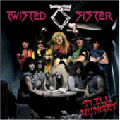 Twisted Sister - Still Hungry - CD-Cover