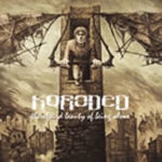 Cover - Koroded – The Absurd Beauty Of Being Alone (EP)