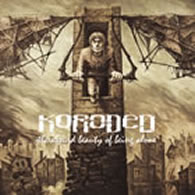 Koroded - The Absurd Beauty Of Being Alone (EP) - Cover