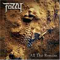 Fozzy - All That Remains - Cover