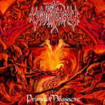 Cover - Vomitory – Primal Massacre
