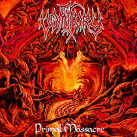 Vomitory - Primal Massacre - Cover