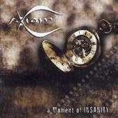Axiom - A Moment Of Insanity - CD-Cover