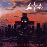 Sodom - Persecution Mania - Cover