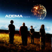 Adema - Planets - CD-Cover