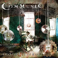 Communic - Conspiracy In Mind - Cover