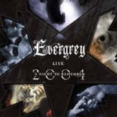 Evergrey - A Night To Remember (live) - CD-Cover