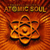 Russell Allen - Atomic Soul - CD-Cover